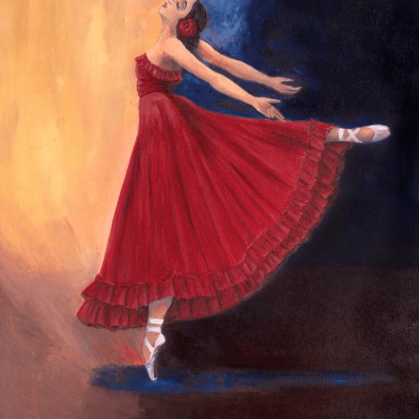 Juli Abdulla - Crimson Ballerena